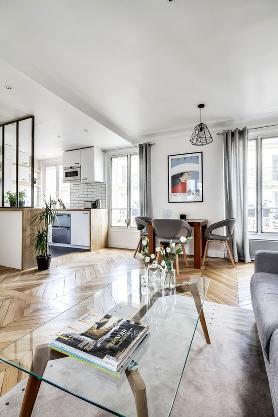 appartement parisien déco