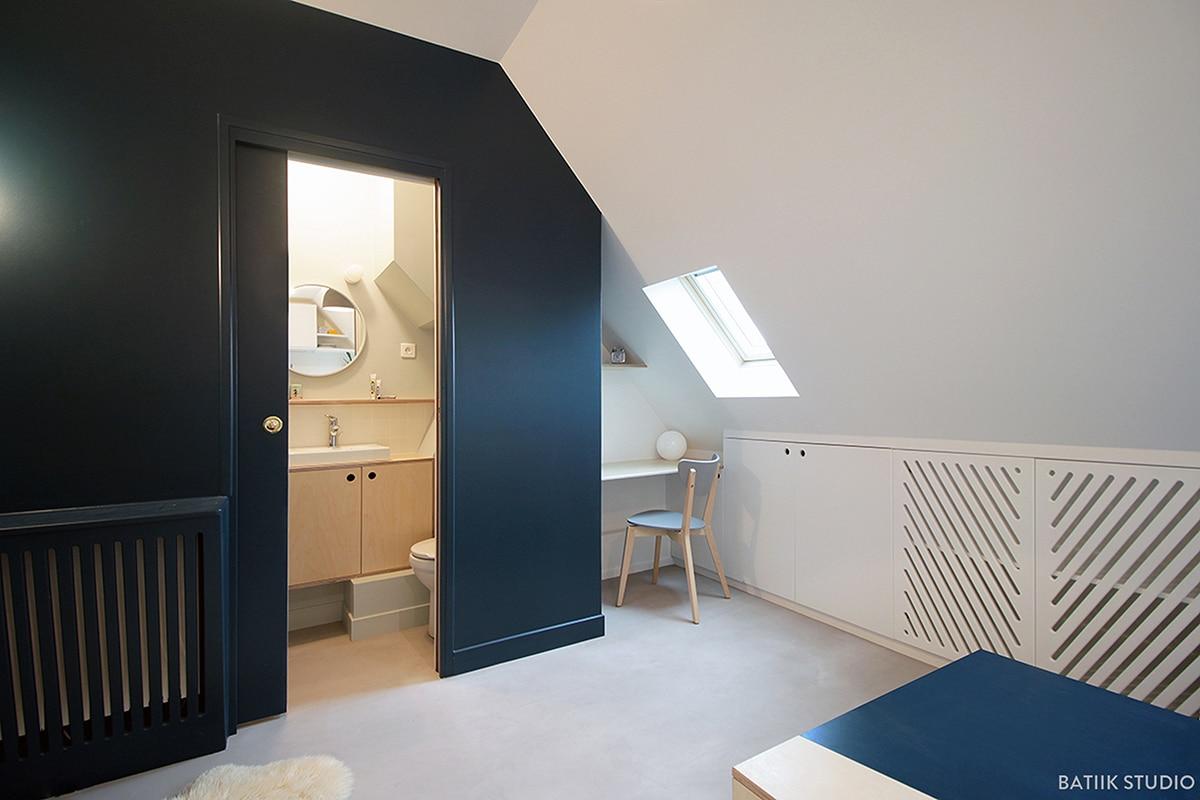 Architecte Interieur Paris Petite Surface aménagement de combles : 10 idées pour agencer cet espace