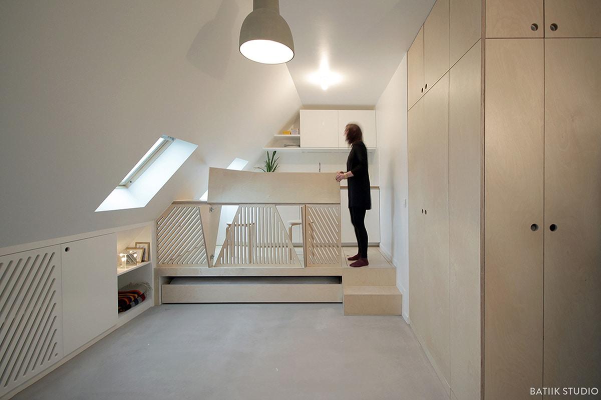 Luminaire Pour Plafond Bas Avec Poutre aménagement de combles : 10 idées pour agencer cet espace