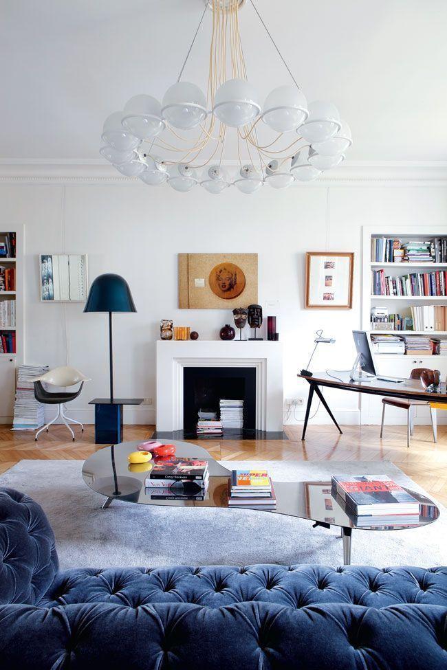 les plus beaux appartements parisiens