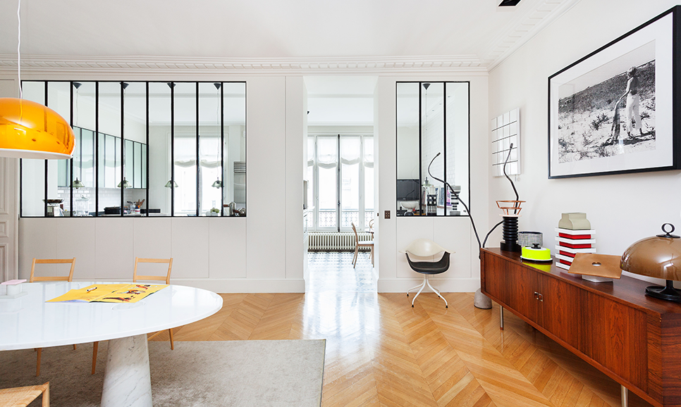 les plus beaux appartements de paris