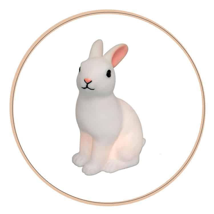 veilleuse lapin