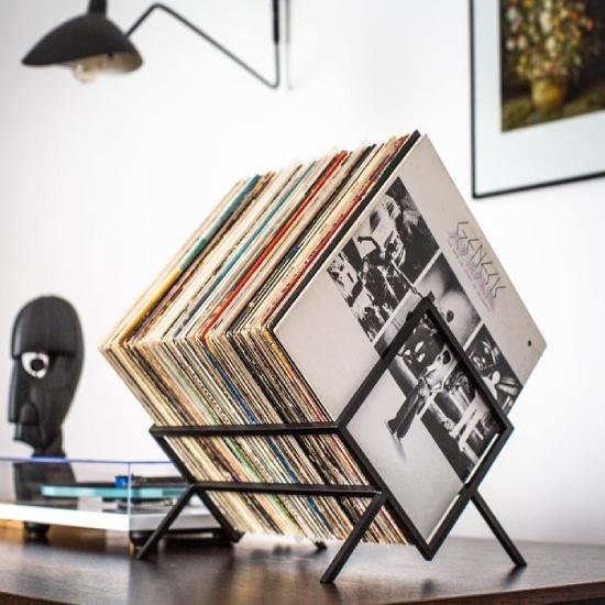 Rangement pour album vinyle