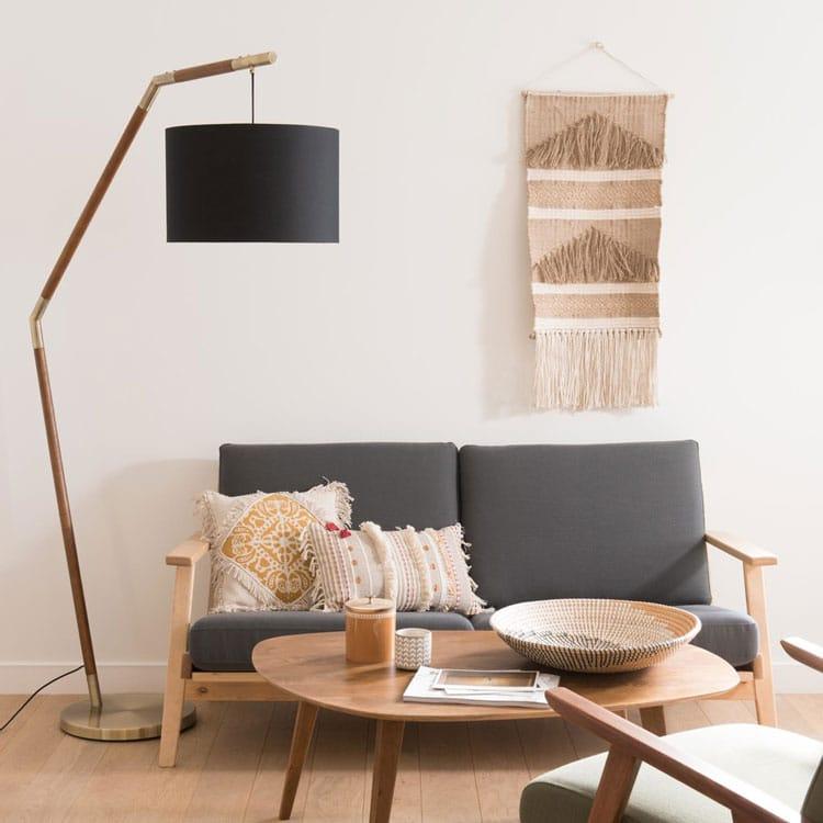 lampadaire maisons du monde 12 mod les pour illuminer votre int rieur. Black Bedroom Furniture Sets. Home Design Ideas