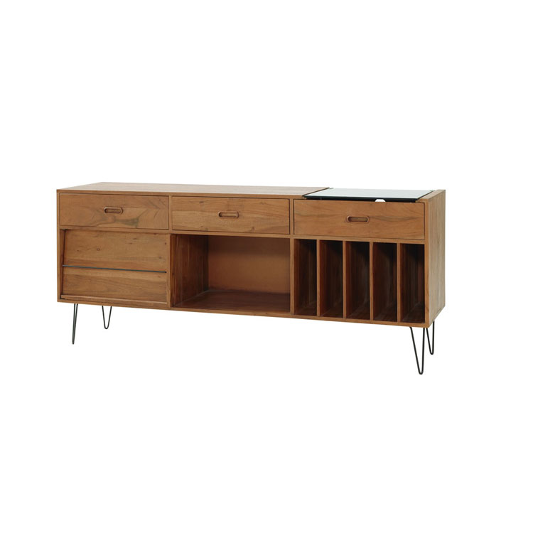 meuble rangement vinyle