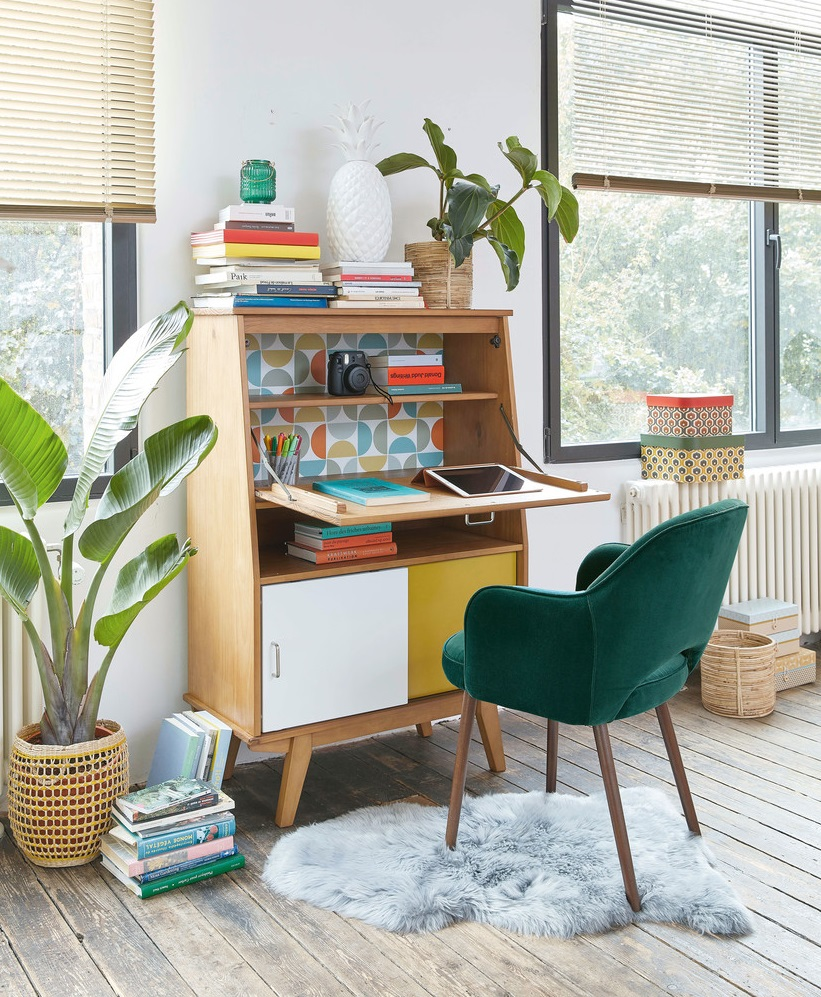 Decoration Interieur Appartement Vintage déco vintage : les secrets pour créer un intérieur rétro