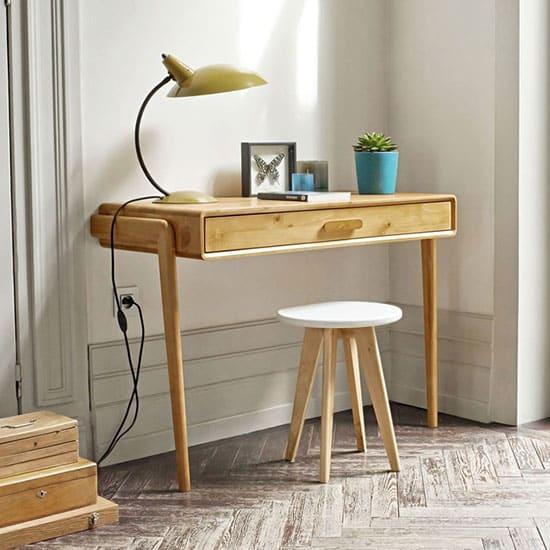 Petit bureau avec tiroir