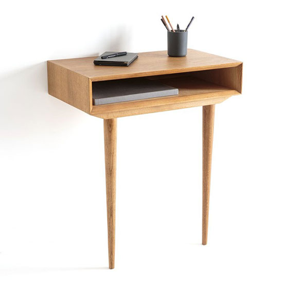 Petit bureau console