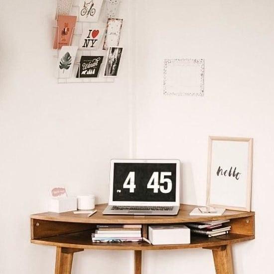 petit bureau d'angle
