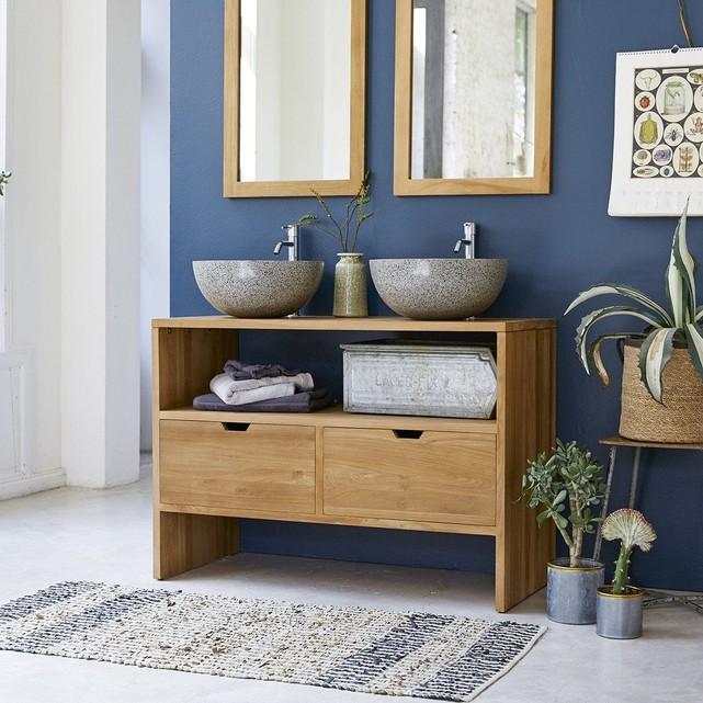 Meuble vasque salle de bain : Quel modèle pour allier praticité et ...