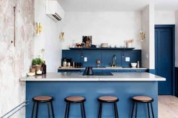 Bleu canard : Osez cette couleur dans votre décoration ...
