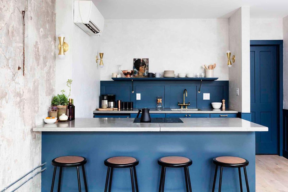 Cuisine bleue : les 20 nuances tendance à adopter