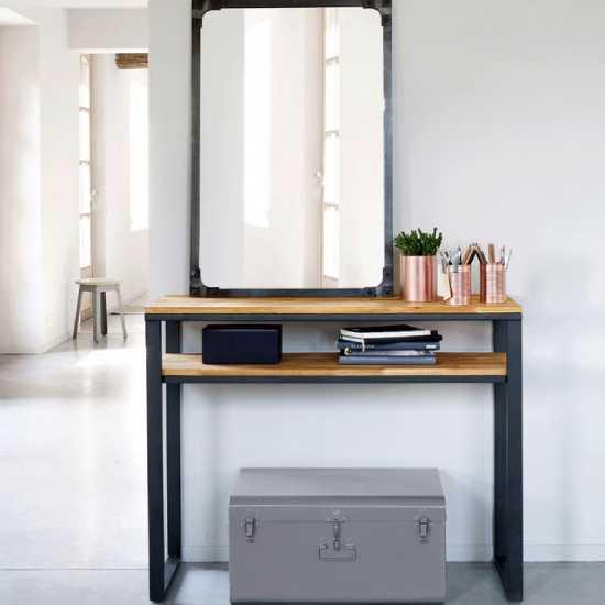 Miroir atelier rectangulaire