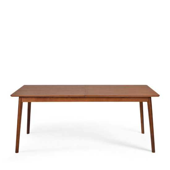 table à manger scandinave en bois
