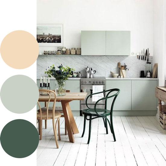 vert d 39 eau comment int grer cette couleur dans votre d co. Black Bedroom Furniture Sets. Home Design Ideas