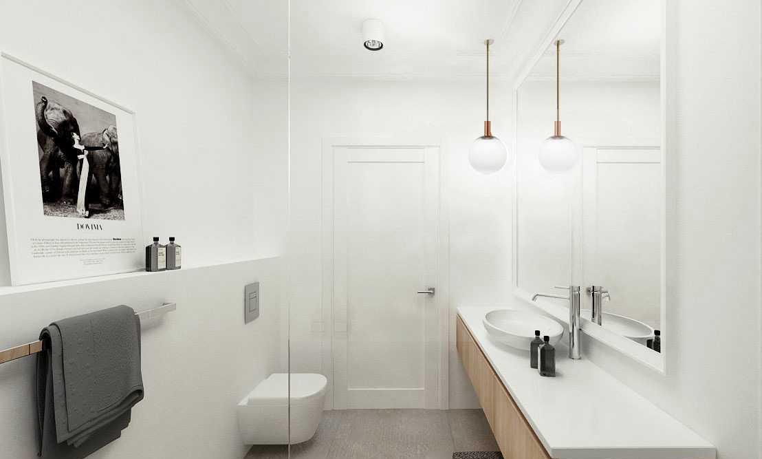 miroir de salle de bains