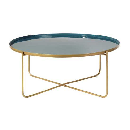 Table basse ronde Maisons du Monde