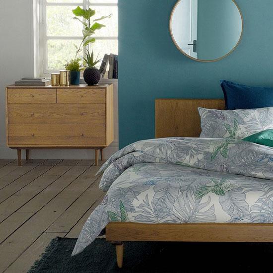 Le style vintage de cette commode ira parfaitement dans votre chambre style scandinave
