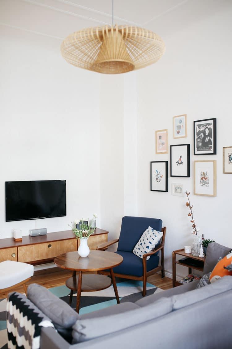 Salon blanc : 5 exemples pour un intérieur lumineux