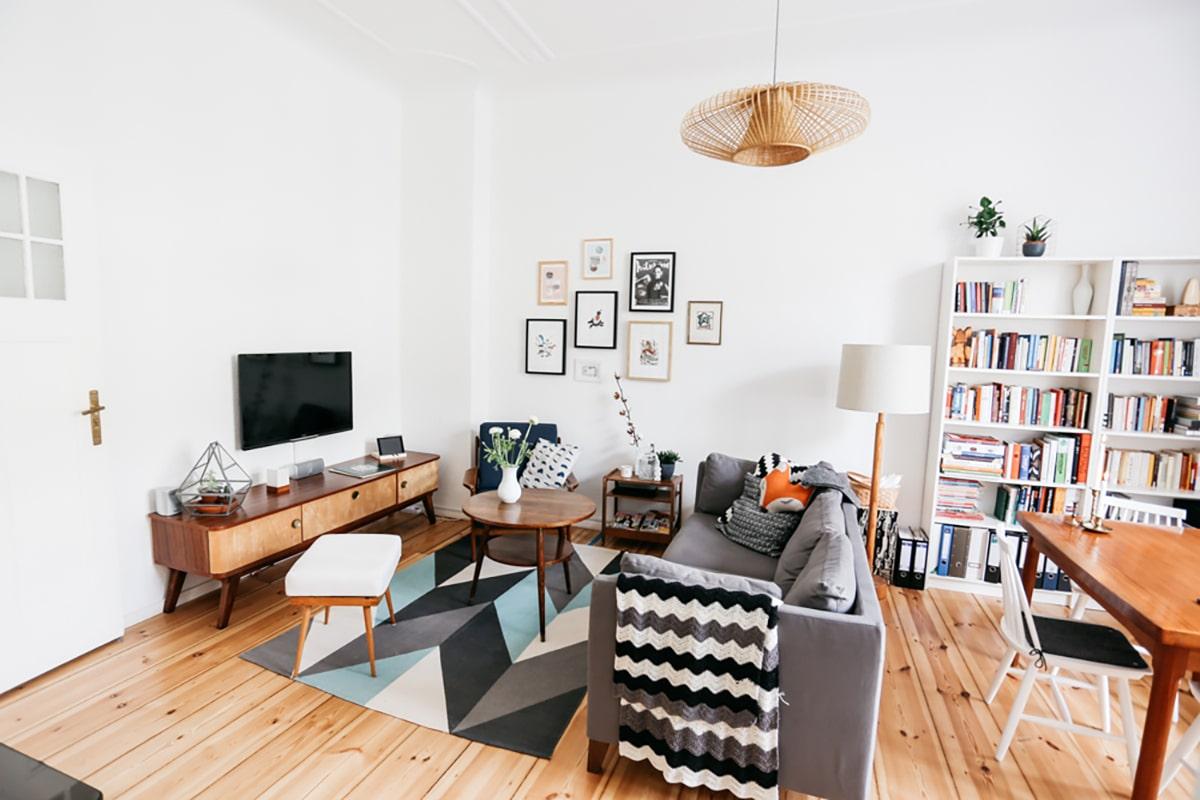 Salon blanc : 20 exemples pour un intérieur lumineux