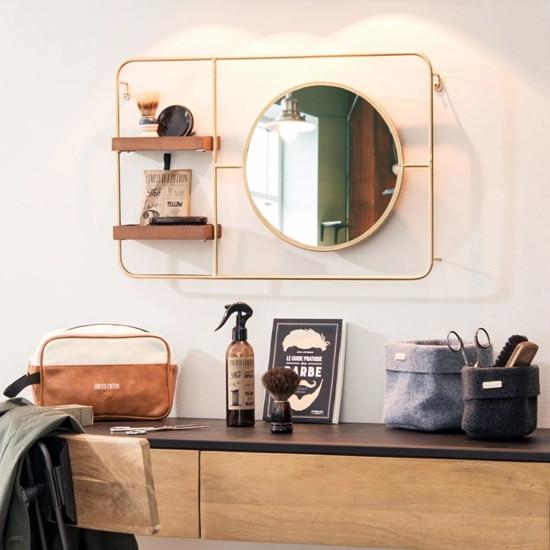 Miroir design maisons du monde