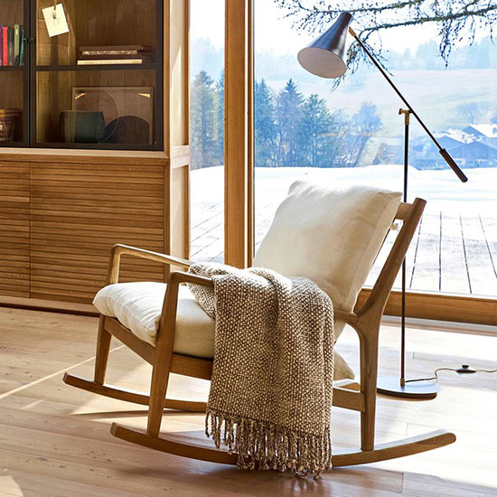 Fauteuil cocooning