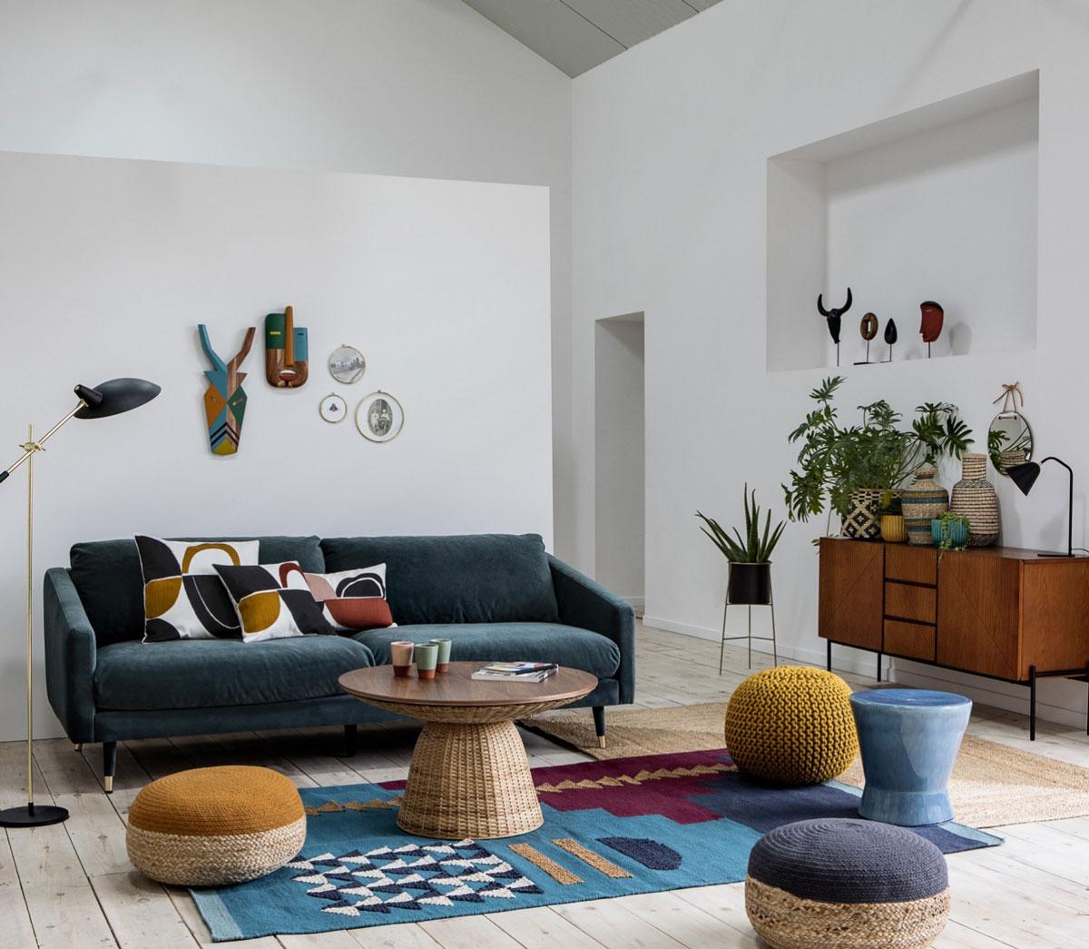 Canapé Moelleux Assise Profonde un canapé la redoute pour votre salon - for interieur
