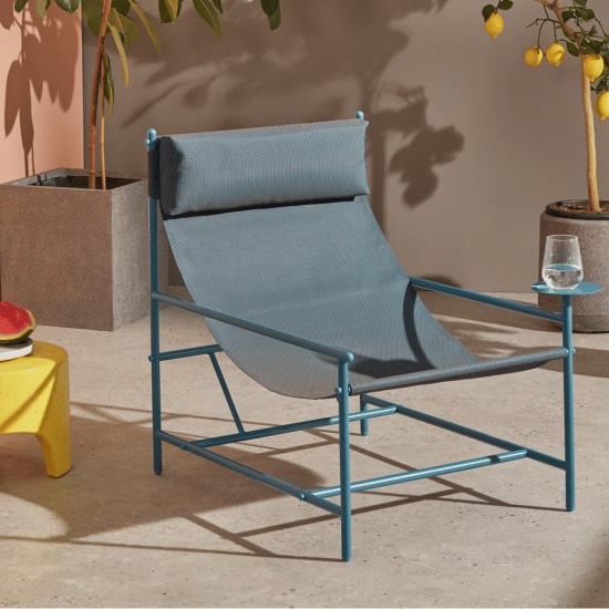 Chaise d'extérieur design