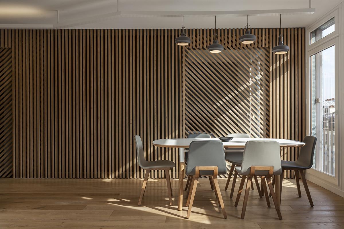 Habillage De Mur Intérieur un mur en bois chez soi pour créer une ambiance singulière