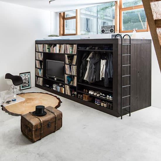 Un meuble tout-en-un