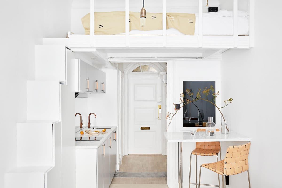 Optimiser l'espace grâce à une mezzanine