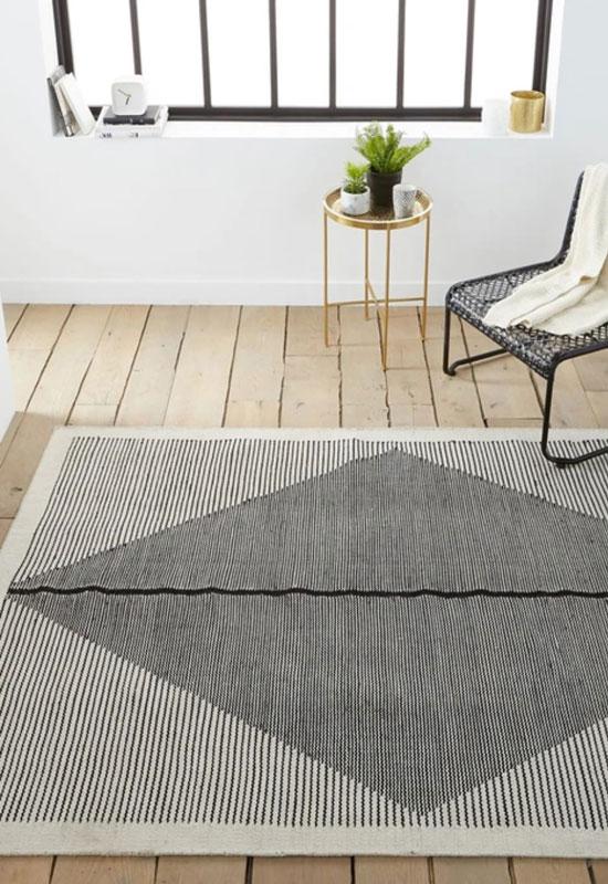 Les textiles à associer au style industriel
