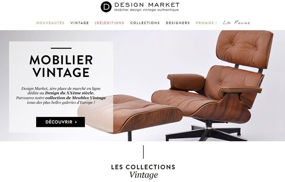 design market brocante en ligne