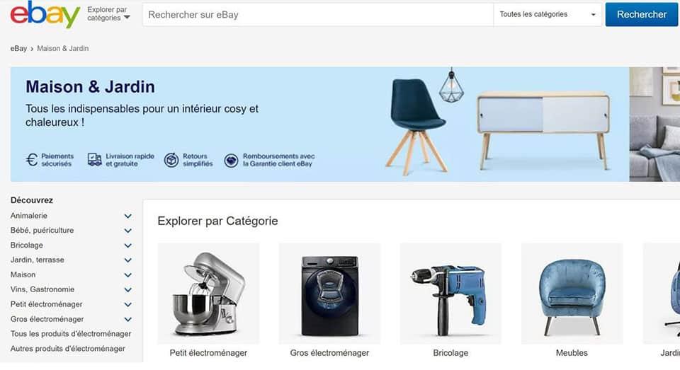 Ebay brocante en ligne