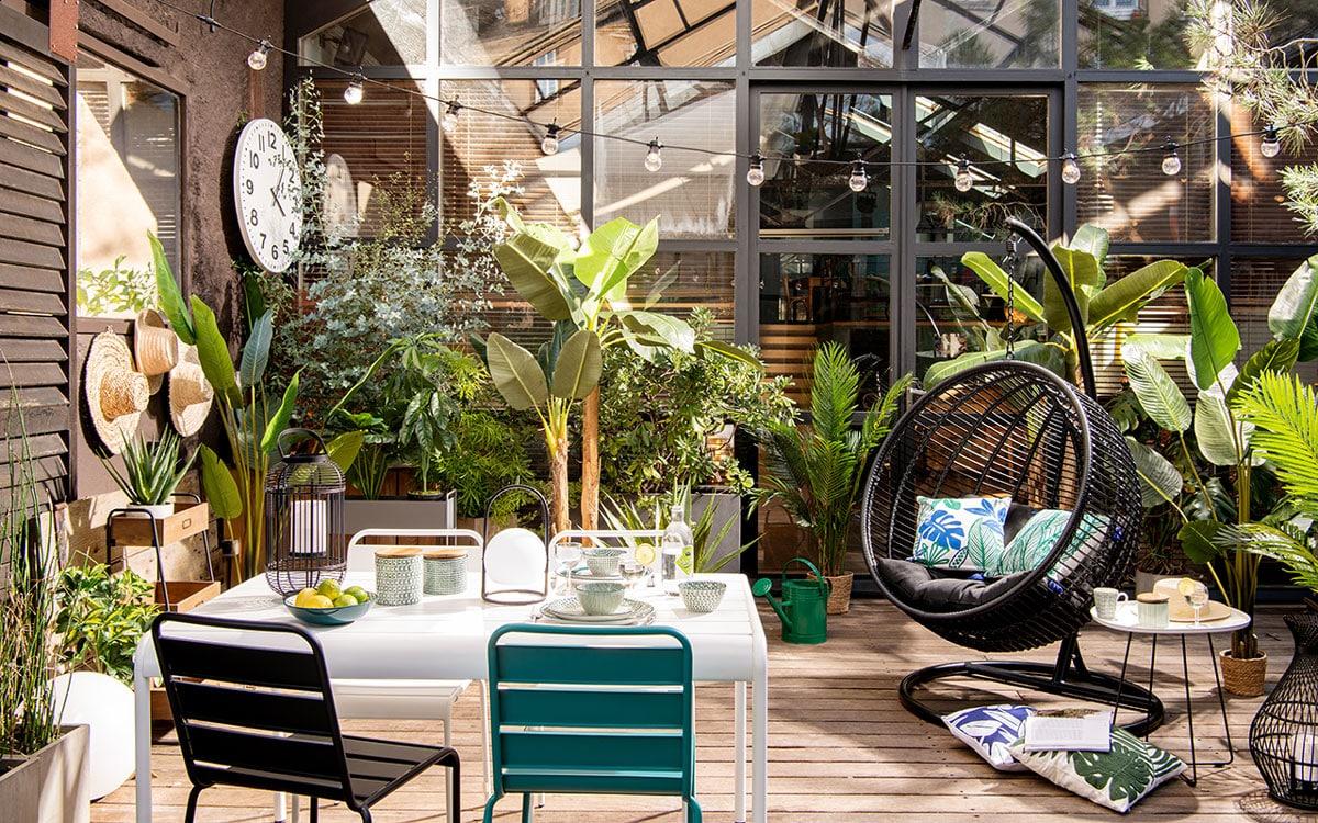 Collection Green Patio du catalogue Maisons du Monde