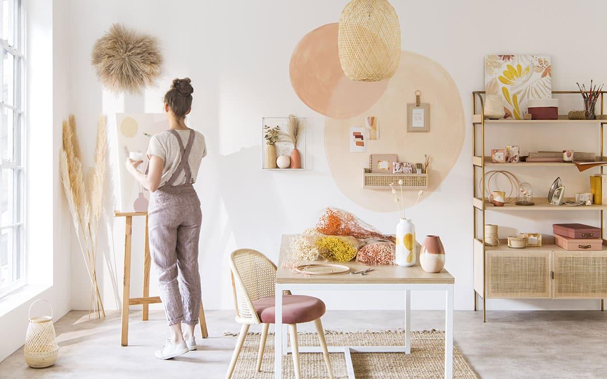 Collection Soft Mood du catalogue Maisons du Monde