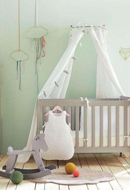 Chambre bébé mixte