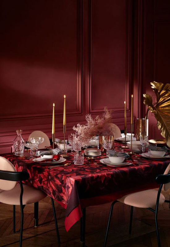 salle à manger boudoir