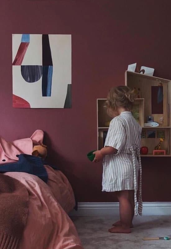 chambre petit enfant bordeaux