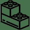 picto optimisation de l'espace