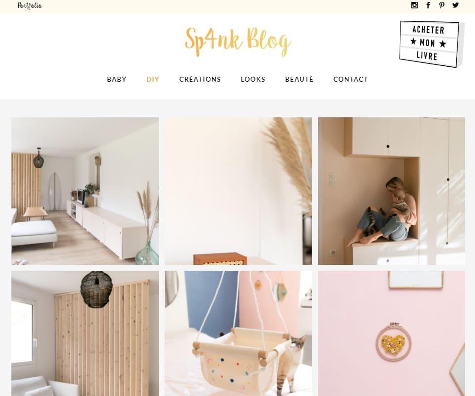 Sp4nk blog de déco DIY