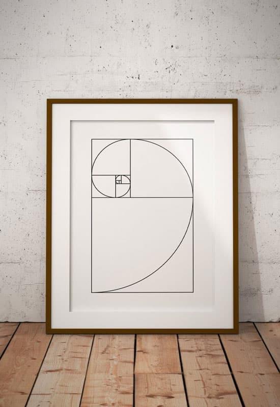 Posters géométriques