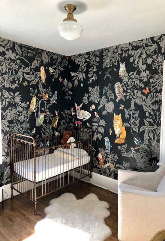 Chambre de bébé originale