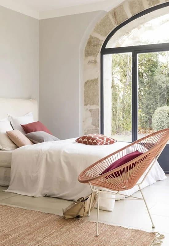 Un siège Acapulco dans la chambre
