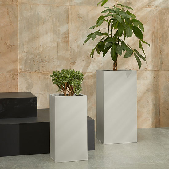 Piédestal pour plantes minimalistes