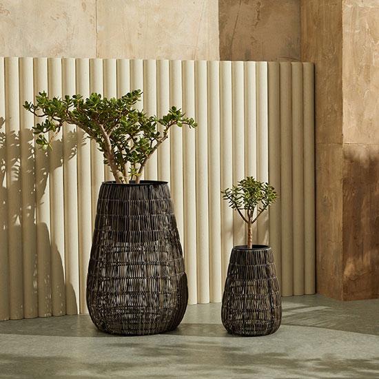 Piédestal pour plantes zen