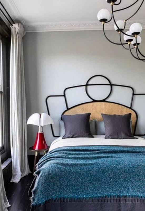 Pipistrello rouge chambre design