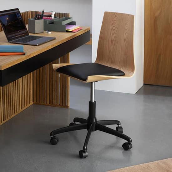 Chaise de bureau pivotante design