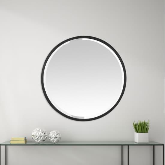 miroir mural rond de grande taille