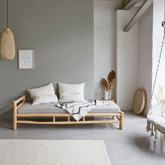 Du mobilier confortable et pratique pour un séjour chaleureux